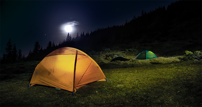 lagazel lampe camping